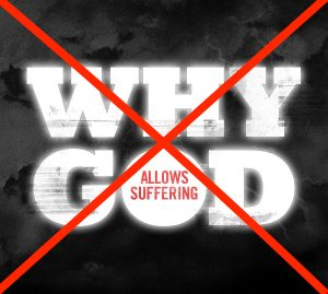 Does god allow evil essay